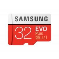 SAMSUNG MB-MC32GA-TR 32GB Evo Plus 95MB/s Class 10 UHS-1 Micro SD Kart