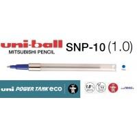 Uni POWER TANK 1.0 Mekanik Kalem Yedeği SNP-10 Mavi