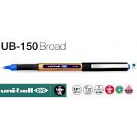 Uniball UB-150 EYE Broad 1.0 Roller Kalem Mavi
